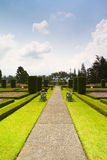 European Garden Royalty Free Stock Photos