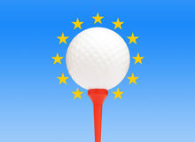 European golf Stock Image