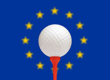 European golf Stock Photography