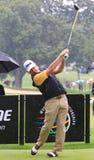 European golfer Miguel Angel Jimenez Royalty Free Stock Photos