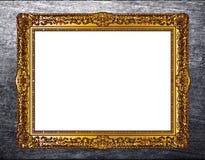 European_gorgeous_frame Royalty Free Stock Image