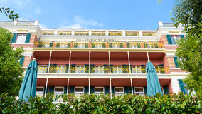 European Hotel Stock Photography