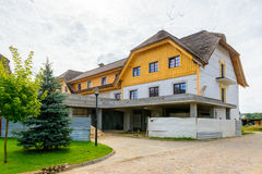 European Hotel Stock Images