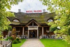 European Hotel Stock Photography