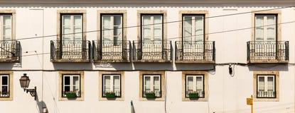 European house Royalty Free Stock Photography