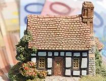 European housing concept Stock Photos