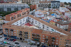 European housing project Royalty Free Stock Photo