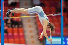 European Indoor Athletics Championship 2013 Stock Image