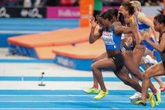 European Indoor Athletics Championship 2013 Stock Image
