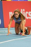 European Indoor Athletics Championship 2013 Royalty Free Stock Photography