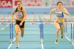 European Indoor Athletics Championship 2013 Stock Photography