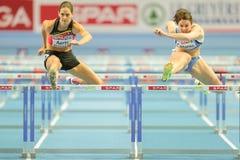 European Indoor Athletics Championship 2013 Stock Photos