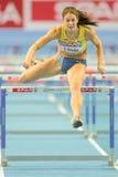 European Indoor Athletics Championship 2013 Royalty Free Stock Photo