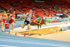 European Indoor Athletics Championship 2013 Royalty Free Stock Photos