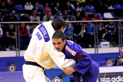 European judo championships 2013 Royalty Free Stock Photography