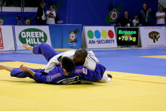 European judo championships 2013 Stock Photos