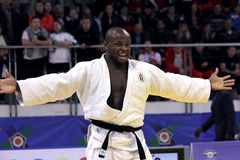 European judo championships 2013 Royalty Free Stock Images