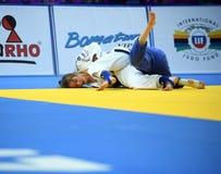 European Judo Championships Warsaw 2017, Stock Photography