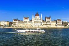 European landmarks - Budapest Stock Image