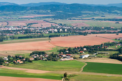 European Landscape Royalty Free Stock Photo