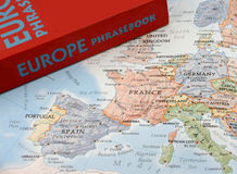 European languages Stock Photography
