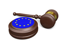 European law Stock Photos