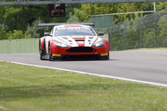 European Le Mans Series Imola Stock Images