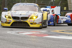 European Le Mans Series Imola Stock Photo