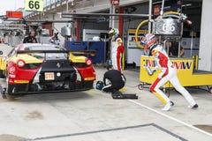 European Le Mans Series Imola Stock Photos