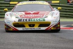 European Le Mans Series Imola Royalty Free Stock Photo