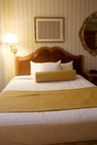 European Luxury Hotel Room Royalty Free Stock Image