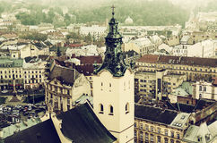 The European Lviv Stock Images