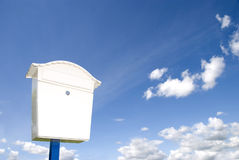 European mail box Royalty Free Stock Image