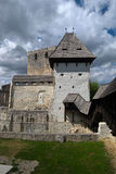 European medieval castle Stock Image