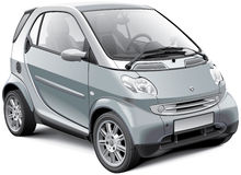 European microcar Stock Photos
