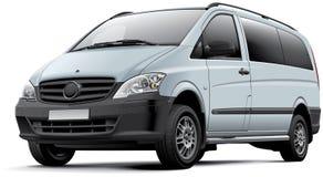 European minicoach Stock Images