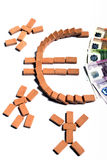 European Monetary Union Stock Photo