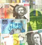 European money stock photos