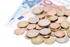 European money Royalty Free Stock Photo