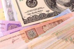 European money close up Stock Photos
