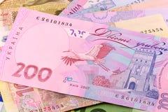 European money close up Stock Images