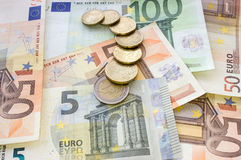 European money 24 Stock Photo