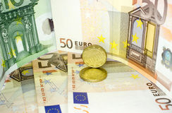 European money 11 stock images