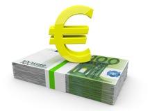 European money Stock Photos