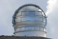 European observatory roque de los muchachos Royalty Free Stock Photos