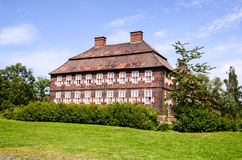 European Old Ancient Castle Royalty Free Stock Image