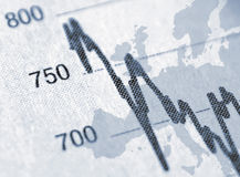 European outlook Stock Image