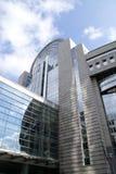 european parlament 免版税库存照片