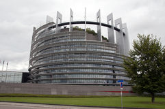 The European Parliament Stock Image