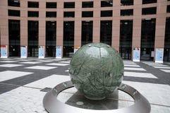 European Parliament Royalty Free Stock Photo